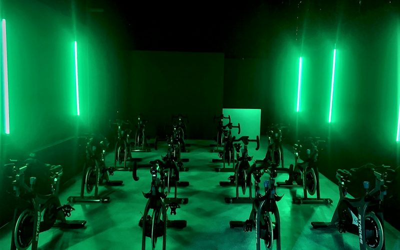 Cycle Room Training Room