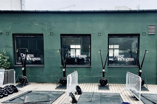 Outdoor CrossFit Mitte Lock Down